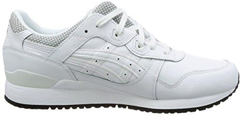 Blanco III Unisex White Gel Zapatillas Lyte White Asics Adulto gERYqwU