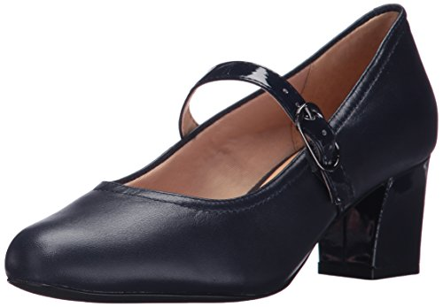 Trotters Candice Navy Pump Women's Dress T8rFqxnwTO