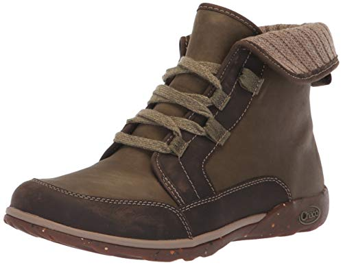 Chaco Women's Barbary Boot, Ivy, 6 M US
