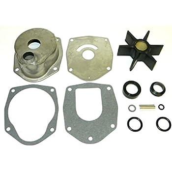 Mercury Impeller Service Kit 75 Hp 3 Cyl A996142-OC221999 WSM 725-155 OEM# 47-43026A06
