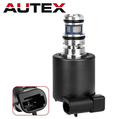 AUTEX 24225825 4T40E 4T45E 4T65E Transmission Pressure Control EPC Solenoid for 2003 Up GM