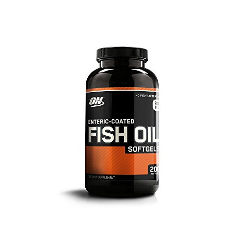 OPTIMUM NUTRITION Omega 3 Fish Oil, 300MG, Brain Support Sup