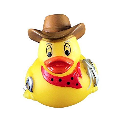 Cowboy Rubber Duck - DUCKY CITY 3
