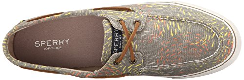 Women's Taupe Fashion Sider Sperry Bahama Sneaker Top Fish Circle Coral fPzZqTEwx
