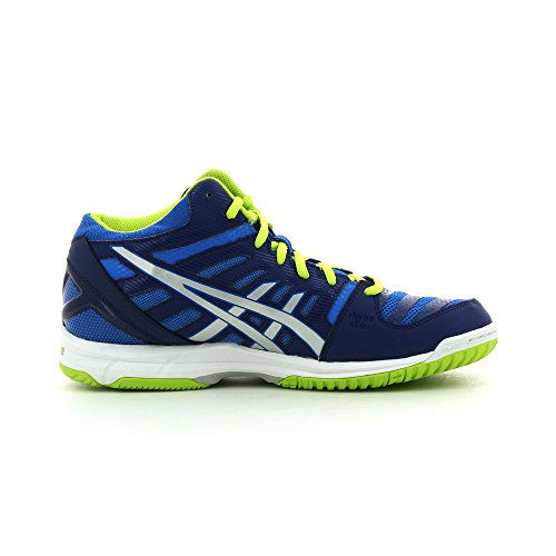 Asics Scarpe Volley Uomo - Gel Beyond 4 Mt - B403N-3993 - ELECTRIC BLUE/SILVER/LIME-50.5