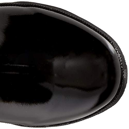 Mujer Black Tom Black Gloss Botines Joule Negro para Kellywelly zqp1X