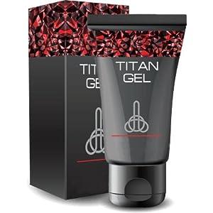 Titan Gel 1 unidades de 50 ml Fur Manner para verdadera Hombres