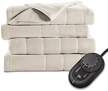 Sunbeam Full Quilted Heated Blanket