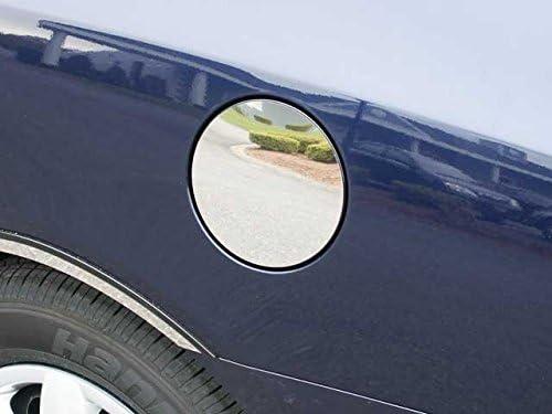QAA fits 2003-2007 Honda Accord 1 Piece Stainless Gas Door Cover Trim GC23281