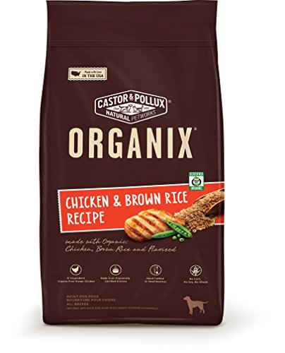 organic chicken dog food - 1
