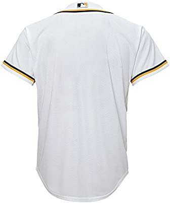 97be4d98b San Diego Padres MLB Majestic Boys White Official Home Cool Base Jersey  (S 4. Loading Images.