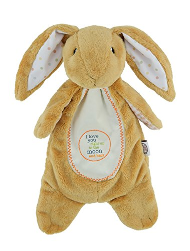 Guess How Much I Love You Nut-brown Hare Buddy Blanket Plush