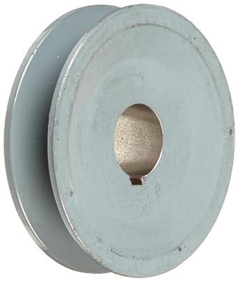 """TB Woods BK3178 FHP Bored-To-Size, 3.25"""" Outside Body Diameter, 0.875"""" Bore Diameter V-Belt Sheave"""