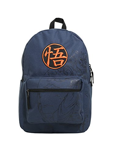 Dragon Ball Z Gohan Costume (Dragon Ball Z KANJI Goku Backpack)