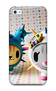 2469651K89401627 Ultra Slim Fit Hard Case Cover Specially Made For Iphone 4/4s- Tokidoki
