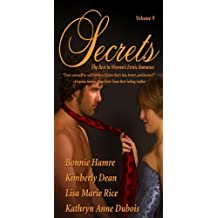 Secrets: The Best in Women's Erotic Romance, Vol. 9