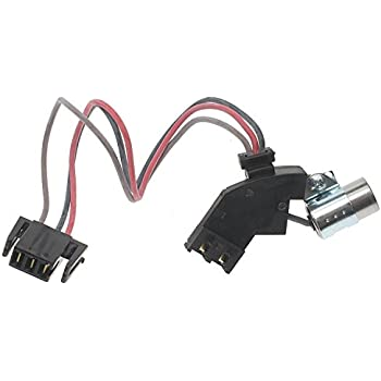 amazon com jegs 40609 hei wiring harness automotive pertronix d9007 hei  4pin wiring harness and capacitor gm jegs