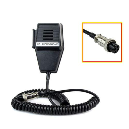 Series Dynamic Microphone - WORKMAN CM4 4 PIN PRO SERIES DYNAMIC COFFIN STYLE CB HAND MICROPHONE FOR COBRA