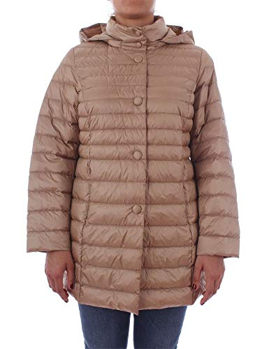 Rinaldi Down Jacket Brown Polyamide Persona 14832680BROWN by Marina Women's Exwqw0RCg