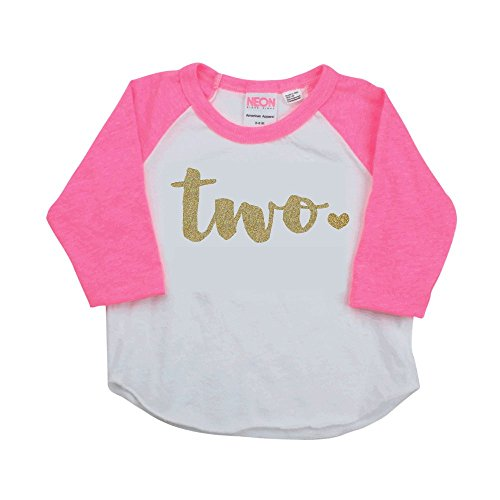 2 Toddler Raglan T-shirt - 4