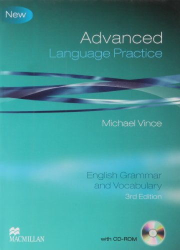 Advanced Language Practice: Student Book Pack Without Key by Macmillan Education