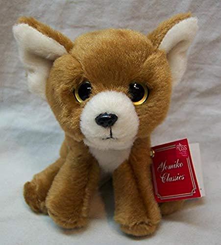 "Russ Yomiko Classics Soft Chihuahua Dog Clip 4"" Plush ()"
