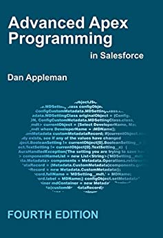 Advanced Apex Programming in Salesforce (English Edition) de [Appleman, Dan]