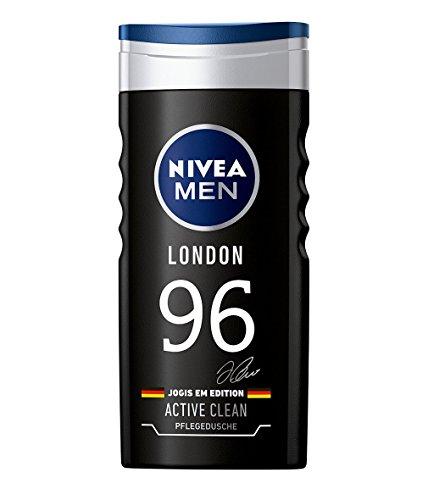 Nivea Men Pflegedusche Active Clean Duschgel, 4er Pack (4 x 250ml)