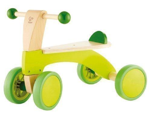 Hape - Rutschrad Laufrad Rutscher Rutscherfahrzeug aus Holz