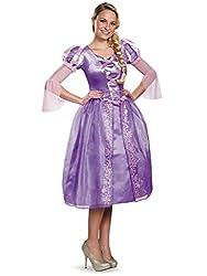 Disguise Rapunzel Tween Disney Princess Tangled Costume