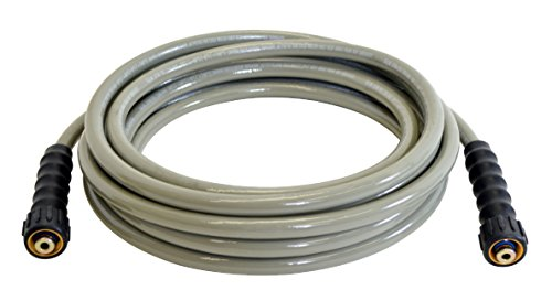 Simpson 40225 3700 PSI Cold Water Replacement/Extension Hose for Gas and Electric Pressure Washers