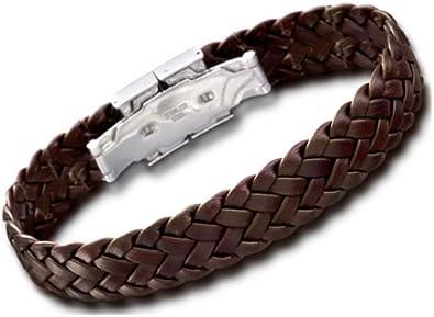 bracelet cuir homme lotus