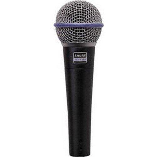 Shure Beta 58A Dynamic Super Cardioid Vocal Microphone