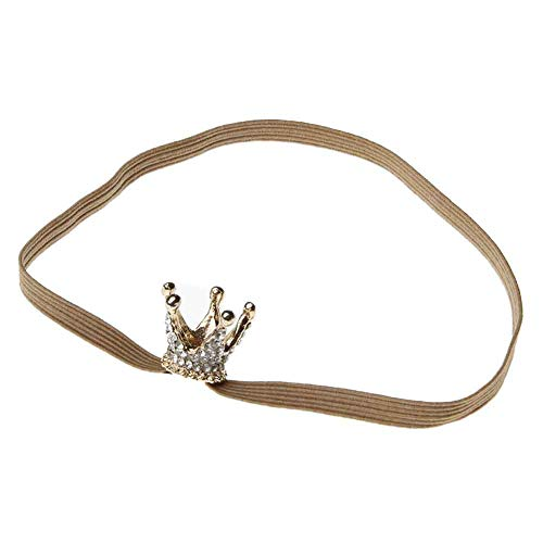 UROSA Baby Girl Crown Hair Accessories for Girls