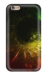 QympBnj1115uAscV Case Cover, Fashionable Iphone 6 Case - Abstract Cool Ipad