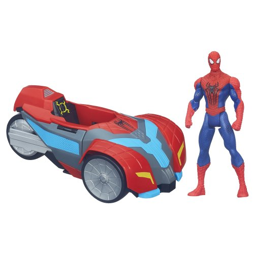 Marvel Amazing Spider-Man 2 Turbo Capture Racer Amazing Spider Man Action Vehicle