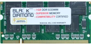 1GB DDR SO-DIMM Upgrade for Acer Ferrari 4002WLMi 4003WLMi 4004WLMi 4005WLMi 4006WLMi Notebook PC2700 Computer Memory ()