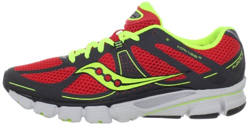 Running rojo gris Hombres Zapatos 3 Us citron Mirage 7 Saucony M qxXtYwgFq