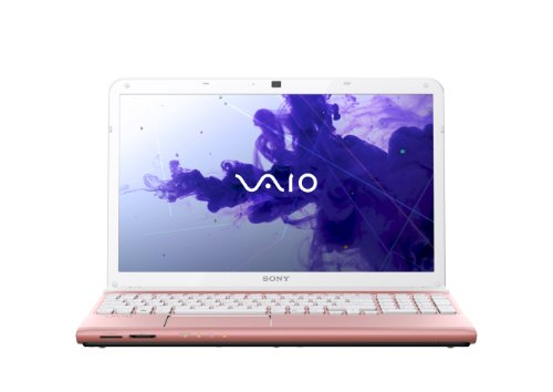 Sony VAIO E15 Series SVE15126CXP 15.5-Inch Laptop ()