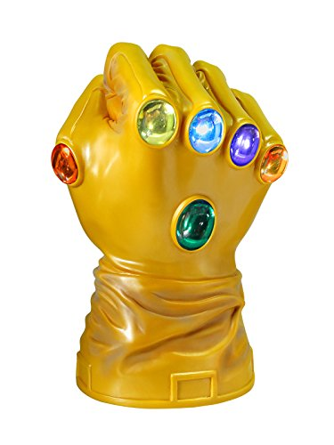 Monogram Marvel Infinity Gauntlet Bank (Infinity Gauntlet Gems)