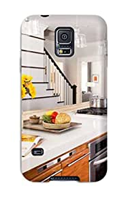 Top Quality Rugged Contemporary Kitchen Island Case Cover For Galaxy S5