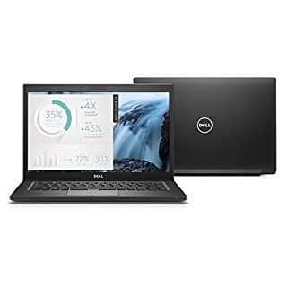 Dell Latitude 7480 FHD Ultrabook Business Laptop NoteBook PC (Intel Core i7-7600U, 8GB Ram, 256GB Solid State SSD, HDMI, Camera, WIFI, Thunderbolt 3) Win 10 Pro (Renewed)