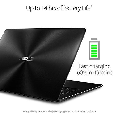 """ASUS ZenBook Pro 15 Thin & Light Ultrabook Laptop, 15.6"""" Full HD..."""