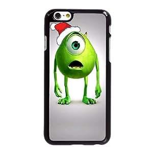 Popeyes divertida de Navidad de dibujos animados R1Q57Q1PU funda iPhone 6 6S 4,7 pufunda LGadas caso funda V0ISIO negro