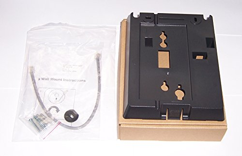 Avaya Wall Mount - Replacement Phone Wall Mount Kit For Avaya 9508, 9504, 9608, 9611, and 9620 Phones