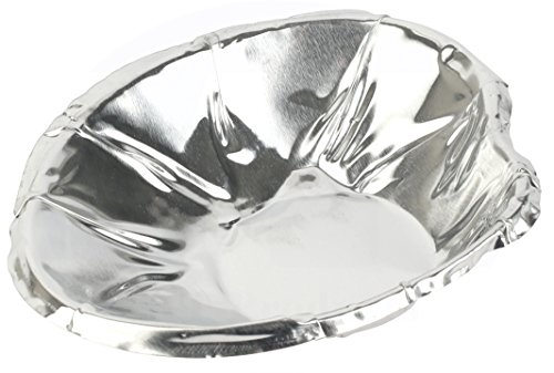 (Disposable Aluminum Foil Clam Shells by MT Products - (50 Pieces))