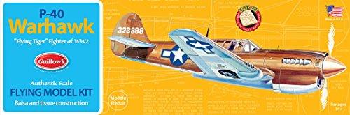 - Curtiss P-40 Warhawk