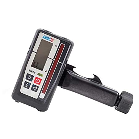 Laser Receiver MTR Digital with mm Display: Amazon co uk: DIY & Tools