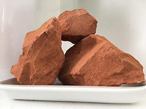 Edible Red Clay