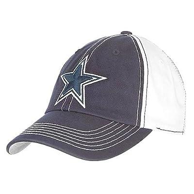 Mens Adjustable Baseball Hat Cap-Dallas Cowboys by Dallas Cowboys